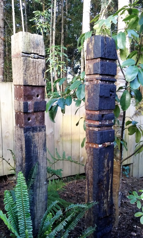 Reworkit Garden totems