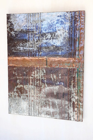 Copper and Steel - Large