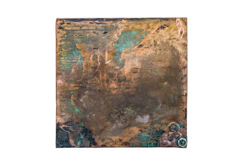 Copper Wall Art