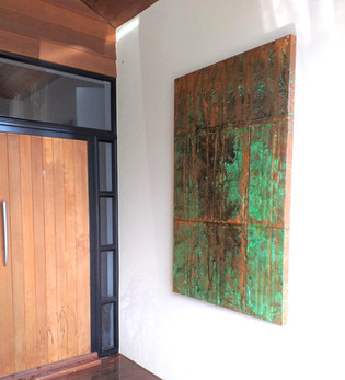 Copper and green patina 1600x1000