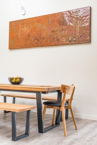 Large Copper Art work