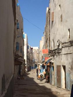La rue Chbanate