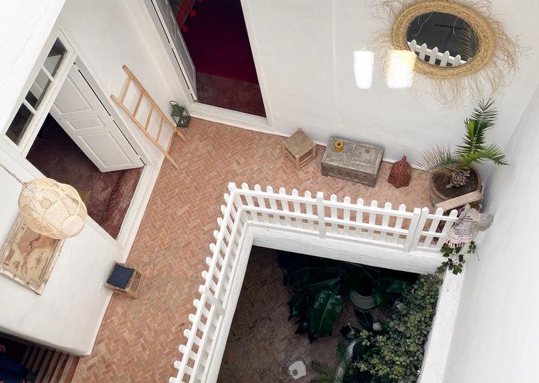 Espace balcon