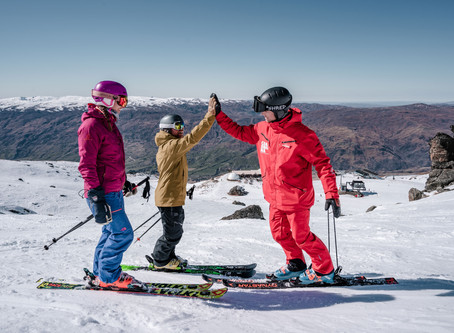 Thinking of going skiing for the first time?