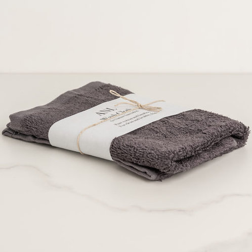 ANI Wash Cloth – Grey