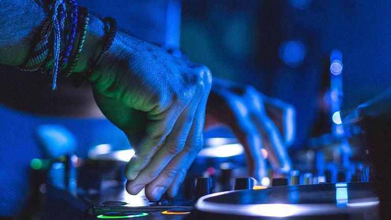Live music with DJ Jerm