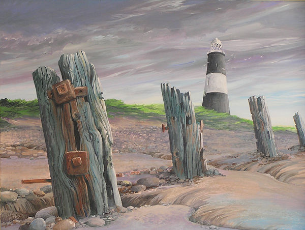 Spurn Point, 50cm x 60cm.JPG
