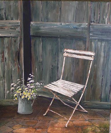 Barn Door, 50cm x 60 cm.JPG