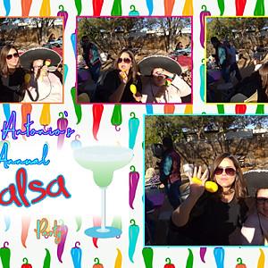 2019 Salsa Margarita Party