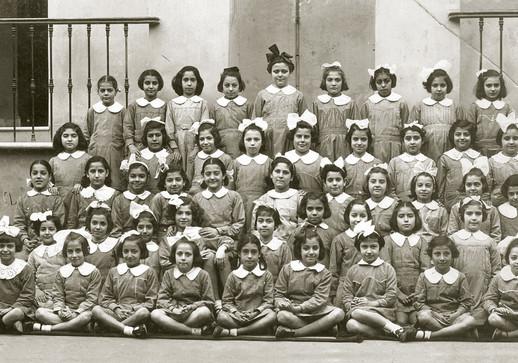 Averofeio Girl School first grade.