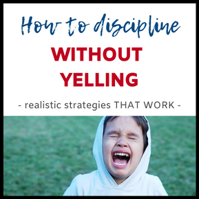 How to Discipline without Yelling || Eclectic Learners