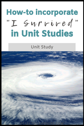 """How to Incorporate """"I Survived"""" in Unit Studies - FREE Printable"""