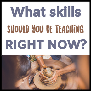 Skills You Should Be Teaching Your Kids RIGHT NOW