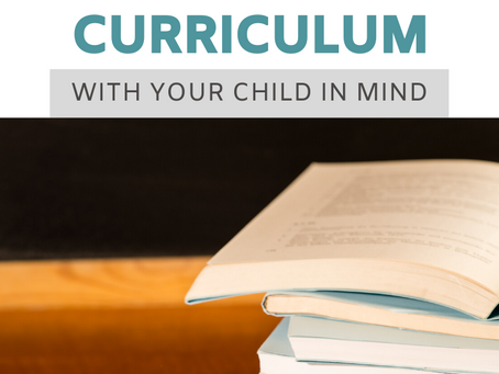 Create Your Own Homeschool Curriculum || FREE EBOOK || Eclectic Learners
