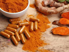 Curcumin extract = effective anti-inflammatory results