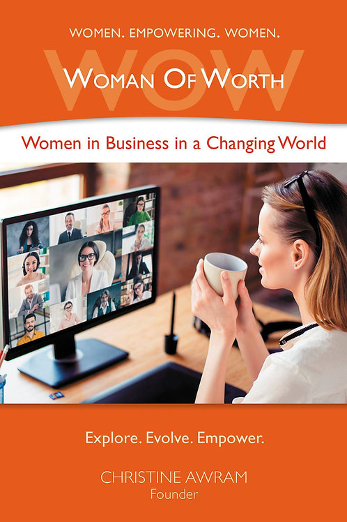 Women in Business in a Changing World - Heather Dodd