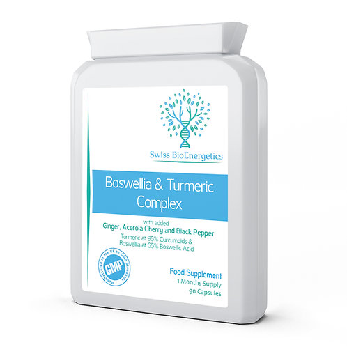 Boswellia & Turmeric Complex