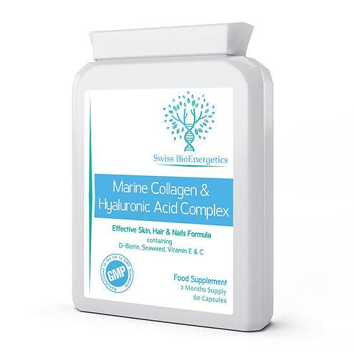 Marine Collagen & Hyaluronic Acid Complex