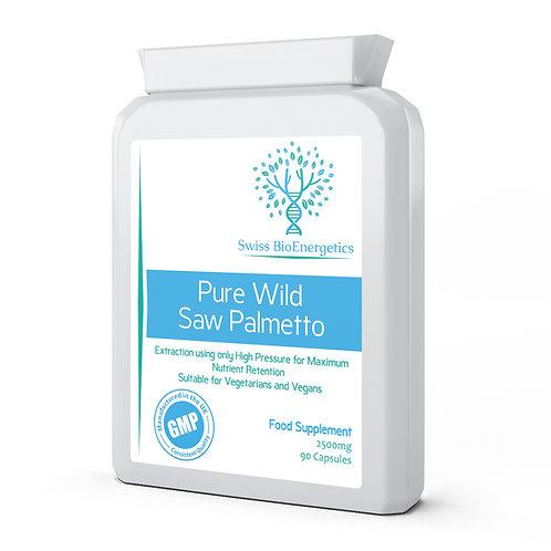 Pure Wild Saw Palmetto