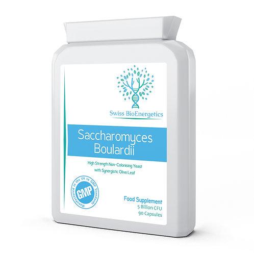 Saccharomyces Boulardii 5 Billion CFU 90 Capsules