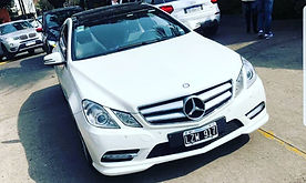 MERCEDES BENZ E 350 COUPE