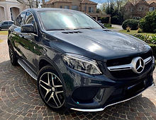 MERCEDES BENZ GLE400 COUPE