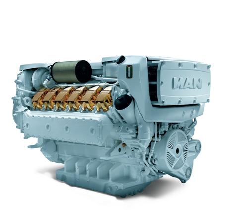 MAN V12-1400 / V12-1550