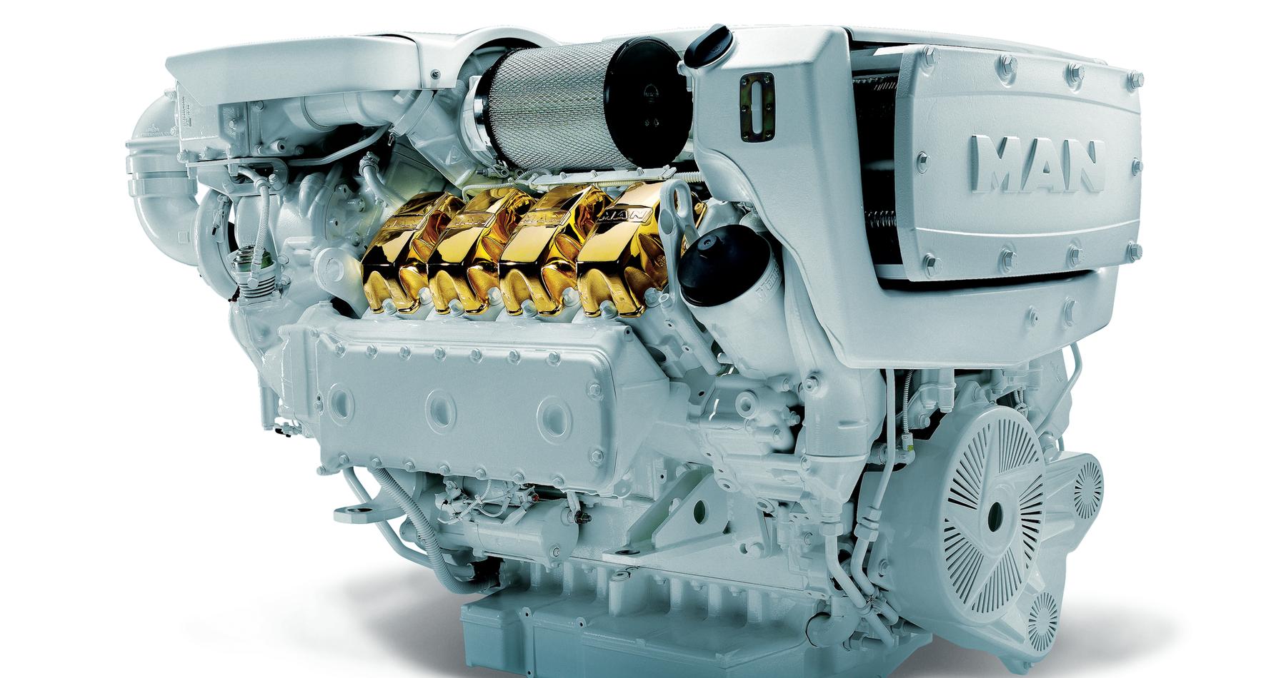 MAN V8-1000 / V8-1200 / V8-1300