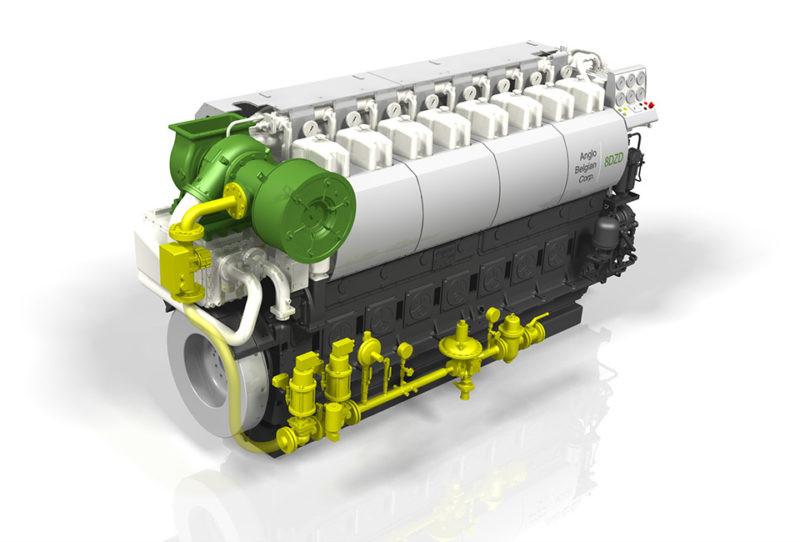 ABC dual fuel 8DZD