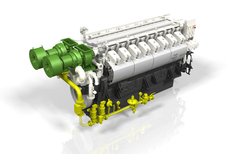 ABC dual fuel 16DZD