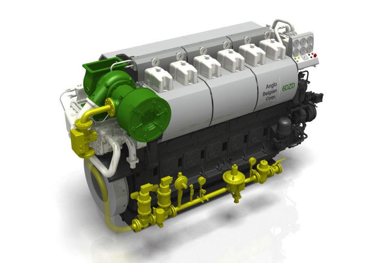 ABC dual fuel 6DZD
