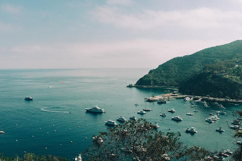 海灣船港遊艇