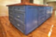 Custom Farmhouse kitchen cabinets wood