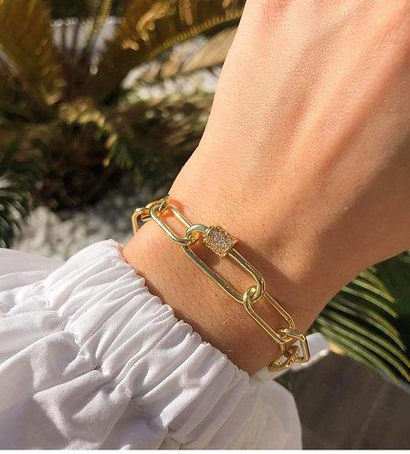 Bracelet épingle