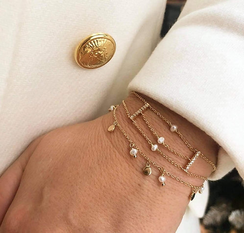 Bracelet pendouille