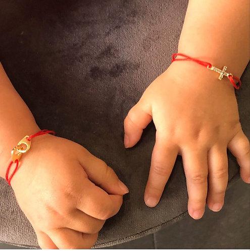 bracelet menotte enfant