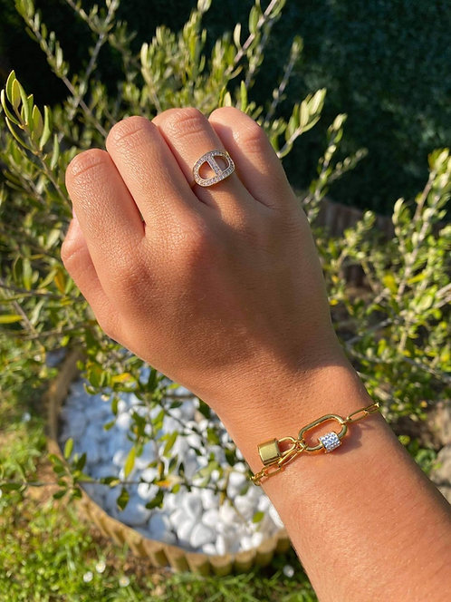 Bracelet cadena lien
