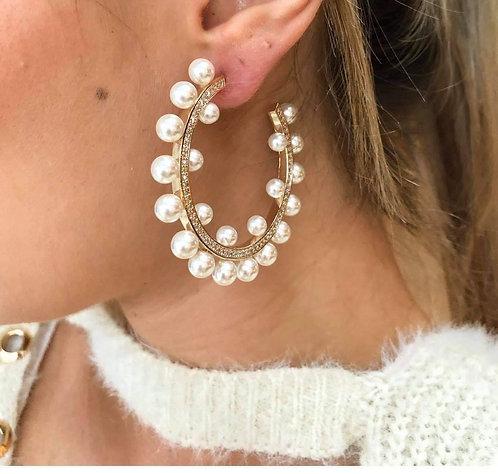 Créole perle