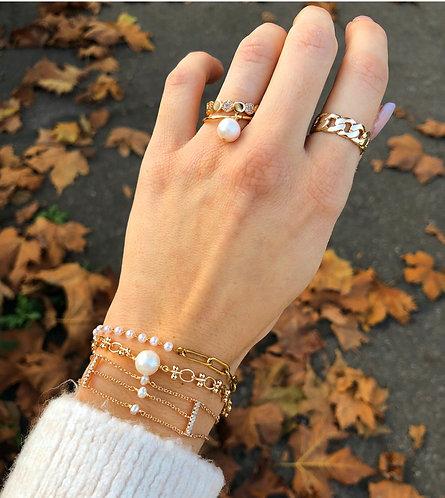 Combinaison perle