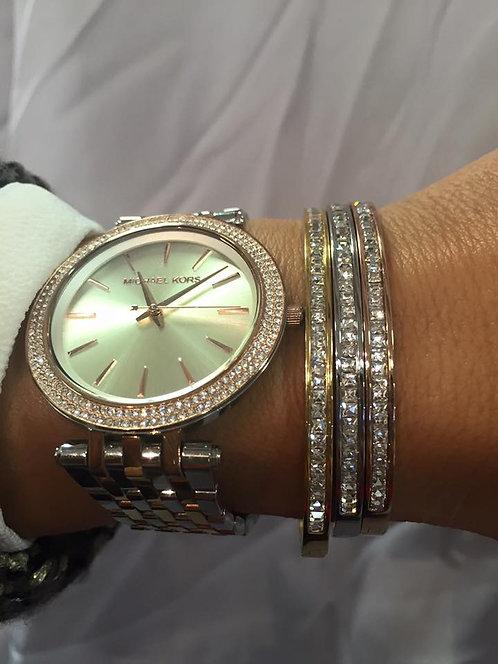 bracelet cristaux strass