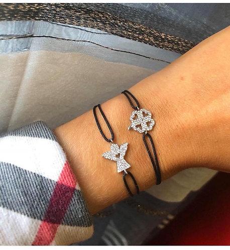 Bracelet fil signe