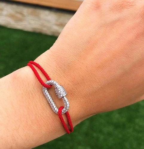 Bracelet lien fil