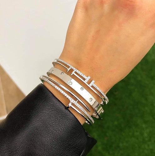 Bracelet double barre