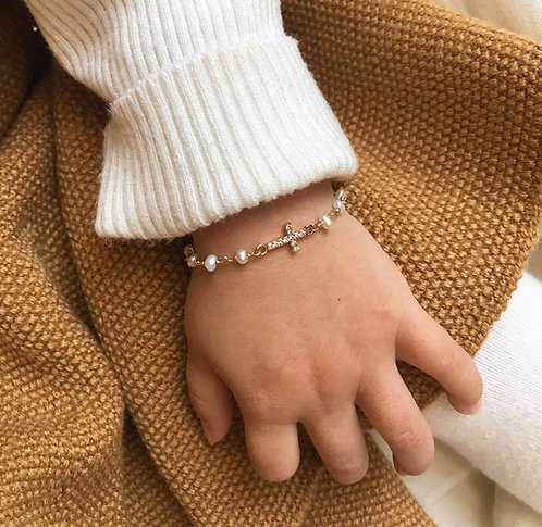 Bracelet kamelia