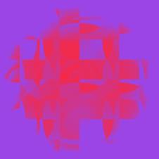 Roundelle Red/Purple