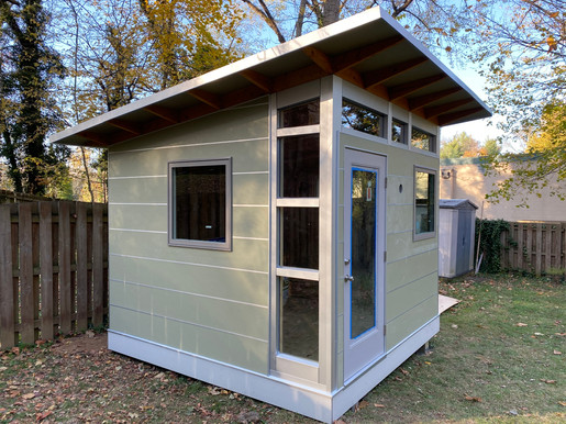 Pre-fab shed