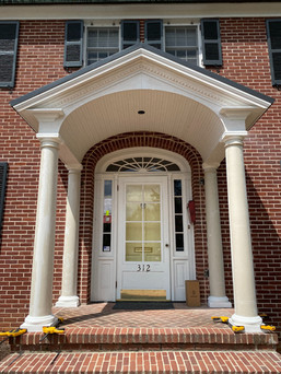 Handley porch