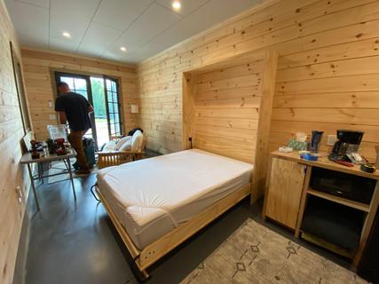HW studio bed