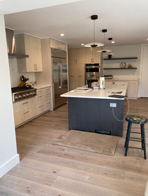 Upperville kitchen remodel
