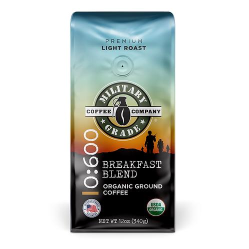 0:600 Breakfast Blend (12 oz.)